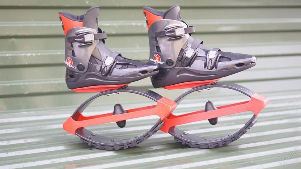 Прыгающие ботинки Power Jumpers