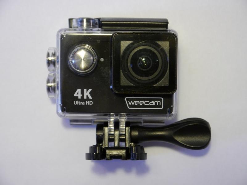 Продаю экшн-камеру Weecam 4K, аналог GoPro Hero 4
